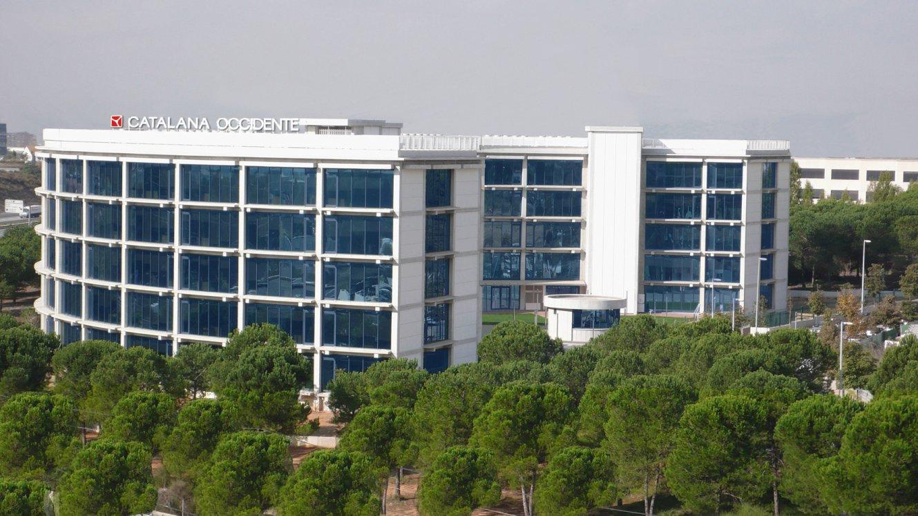 Edificio Centros